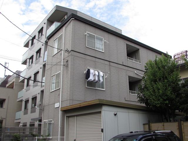 アッシュ横浜外観写真