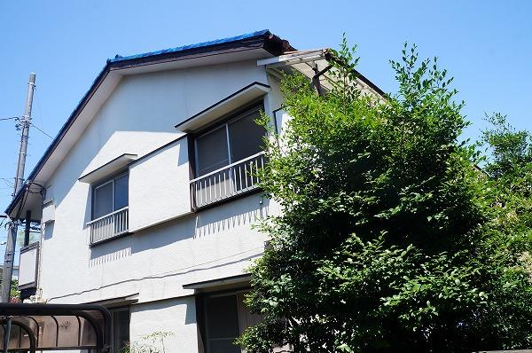 アーバンハイム成城(旧第2みどり荘)外観写真