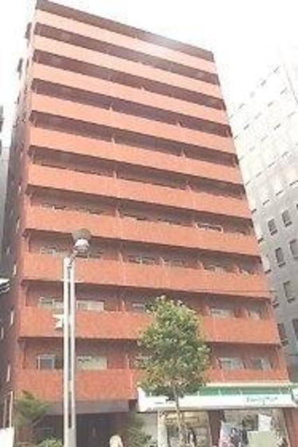 ロジマン御苑外観写真