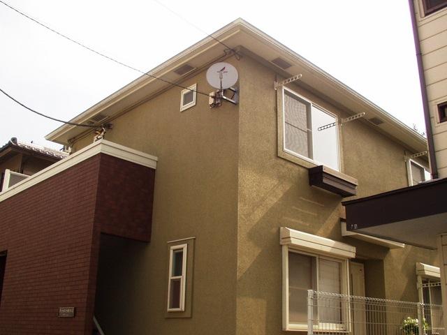 アパートメントMIYAⅡ外観写真