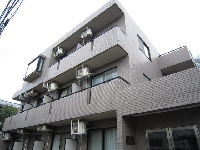 ファインコート北新宿外観写真