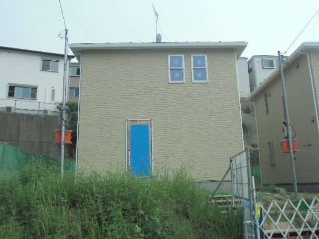 横須賀戸建てB棟外観写真