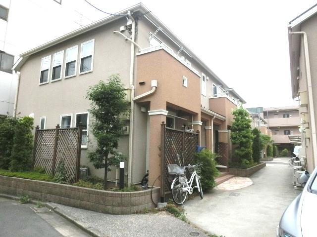 ソレアード松江外観写真