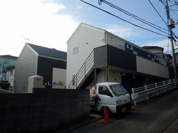 アトレイユ生田外観写真