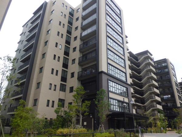 Brillia City 横浜磯子 G棟外観写真