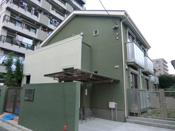 FineCrest 桜新町外観写真