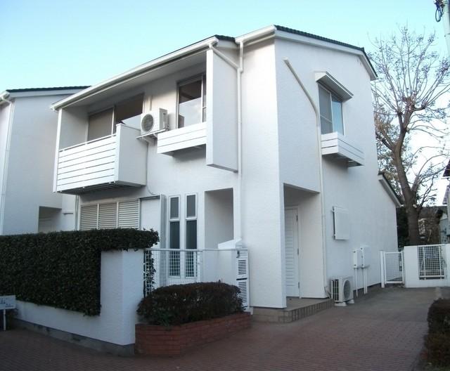 狛江タウンハウス外観写真