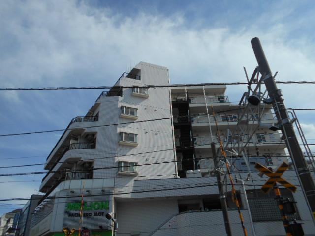 プレステージ東武練馬外観写真