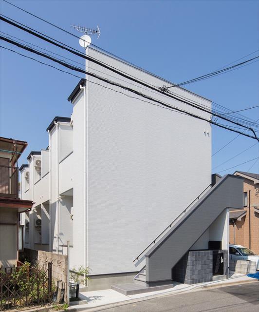 cube inohana(キューブ イノ外観写真