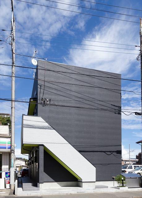 エスペランサ AK 新磯野(エスペランサ外観写真