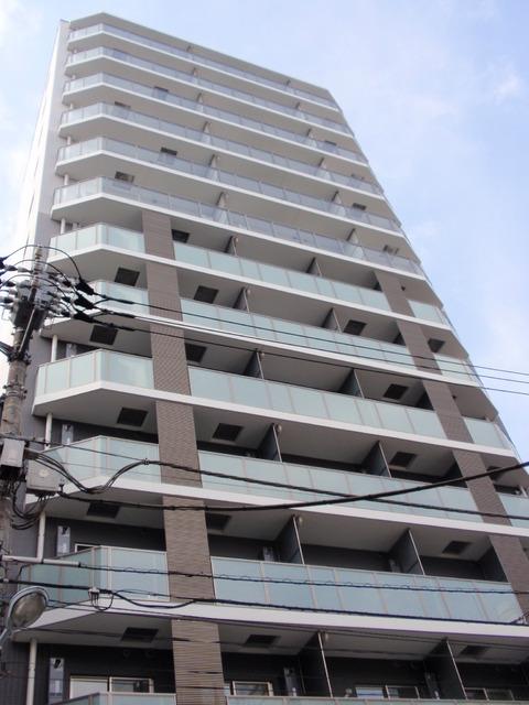 パークハビオ上野3丁目外観写真