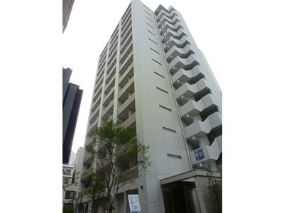 パークハビオ西新宿外観写真