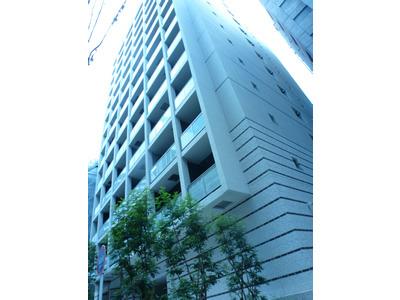 パークハビオ渋谷外観写真