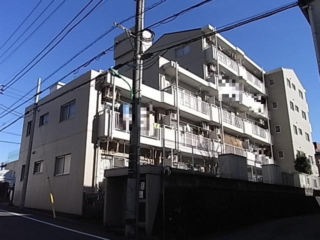 レヂオンス武蔵野台外観写真