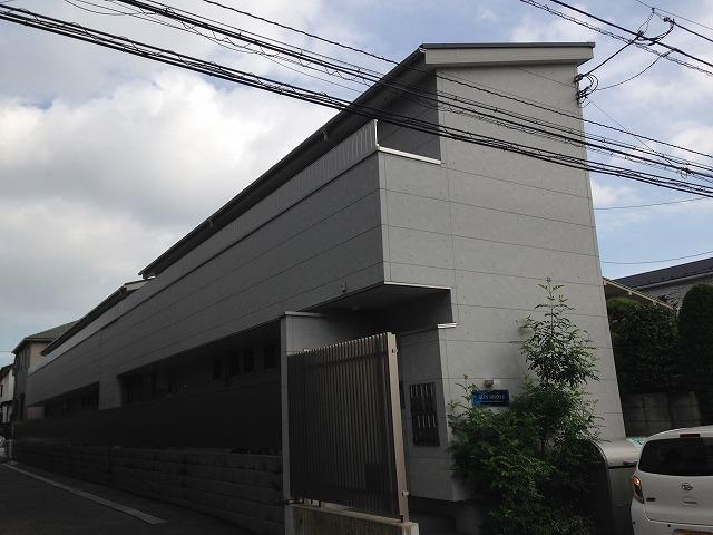 QUPS HIYOSHI  ‐キュピス外観写真