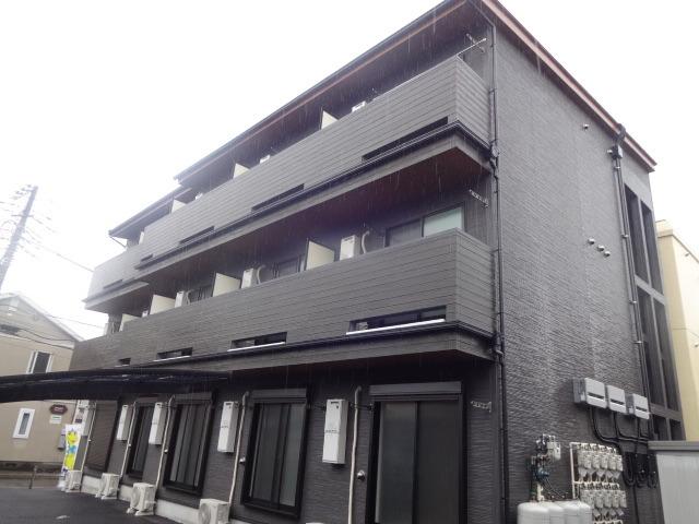 Stazione Minami Rink外観写真