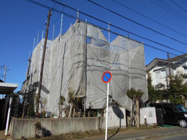 市ケ尾町戸建外観写真