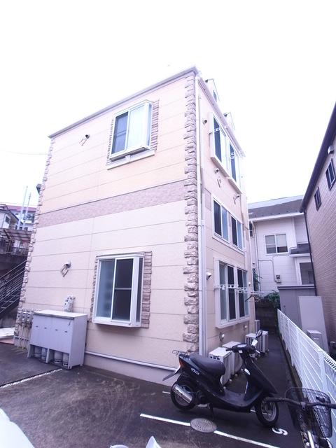 ユナイト横浜ポルトニョールの丘外観写真