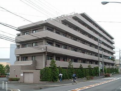 武蔵小杉西パーク・ホームズ外観写真