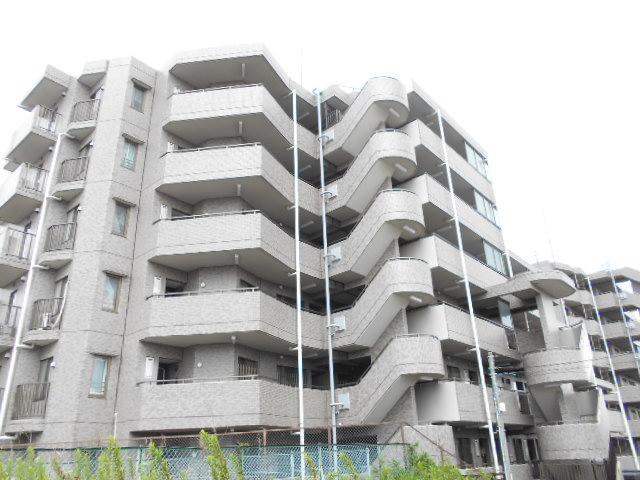 二俣川パーク・ホームズ壱番館外観写真