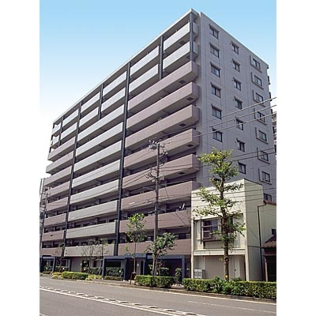 横浜伊勢佐木南パーク・ホームズ外観写真