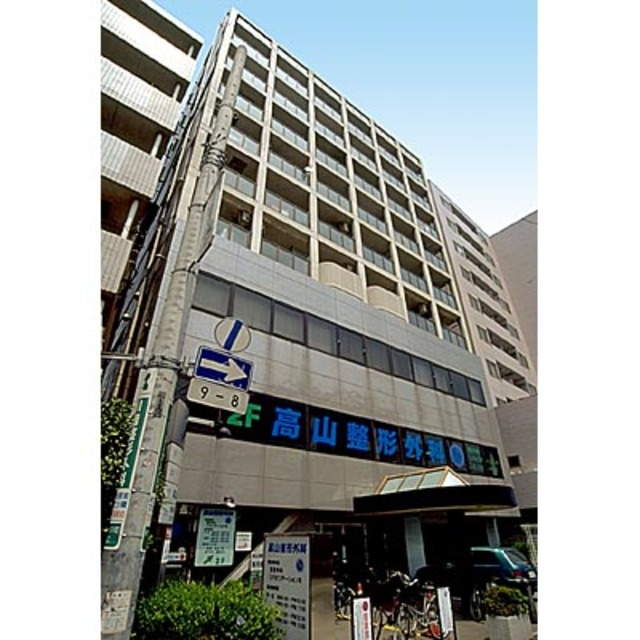 パーク・ノヴァ横浜井土ヶ谷外観写真