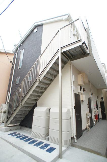 La Luce西横浜外観写真