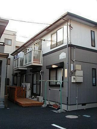 新川崎シティホームズ外観写真