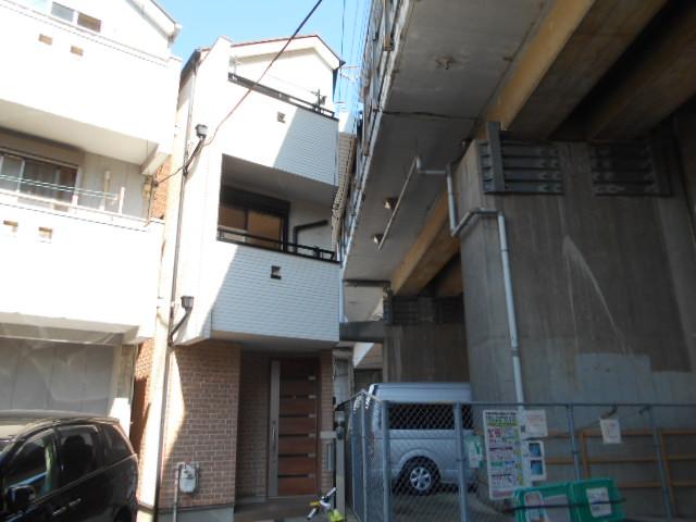 菊名戸建外観写真