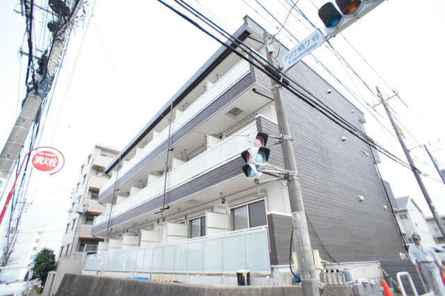 リブリ・湘南台外観写真