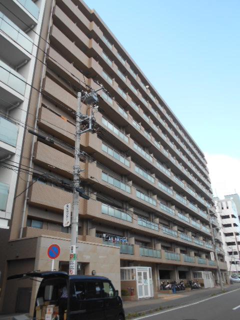 アルテーヌ新横浜外観写真