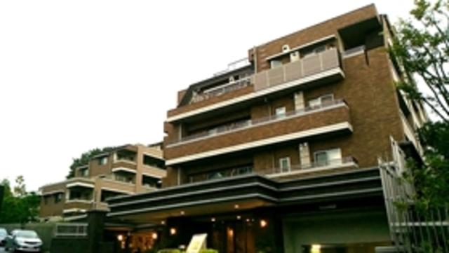 ノブレス新百合ヶ丘フォレストハウス外観写真