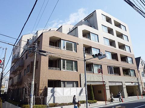 パークハウス飯田橋レジデンス外観写真