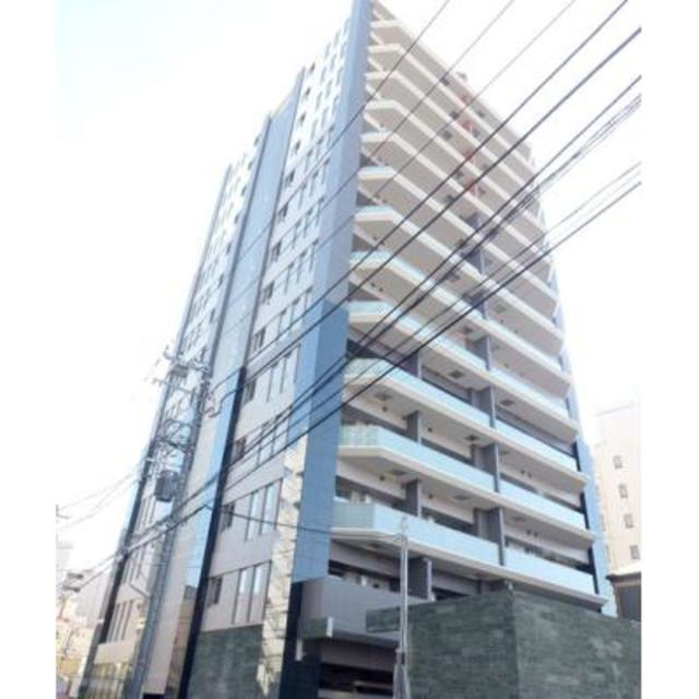 シェフルール鶴見中央外観写真