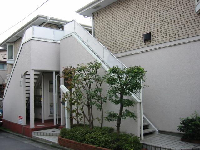 西新宿フラット A外観写真