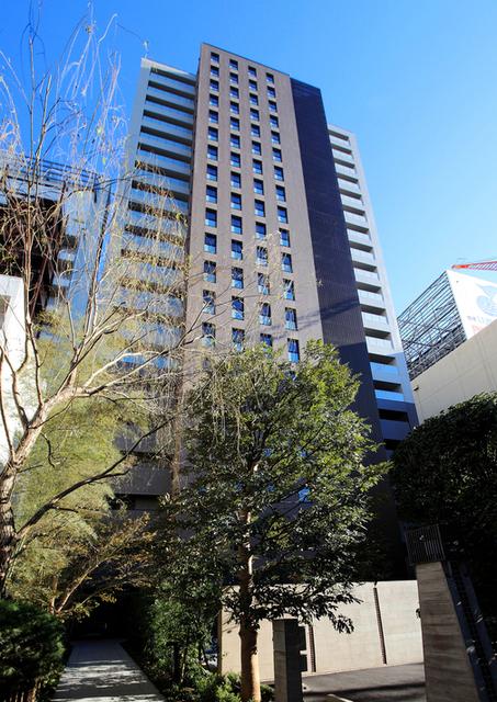 ザ・パークハウス浅草橋タワーレジデンス外観写真