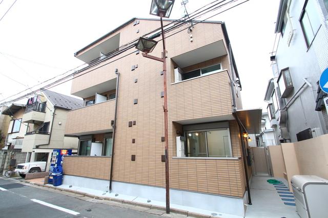 セレンディピティ高円寺外観写真