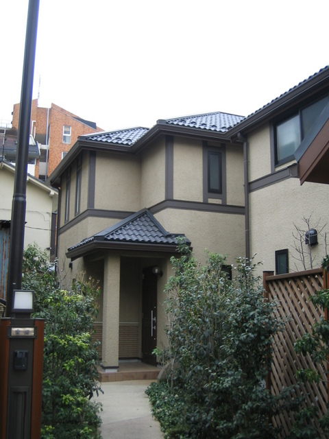 浜田山3丁目戸建賃貸住宅 E号棟外観写真