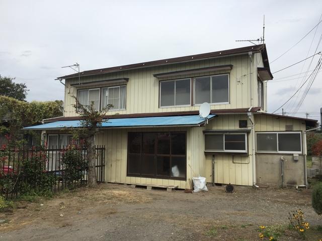 岡田貸住宅外観写真