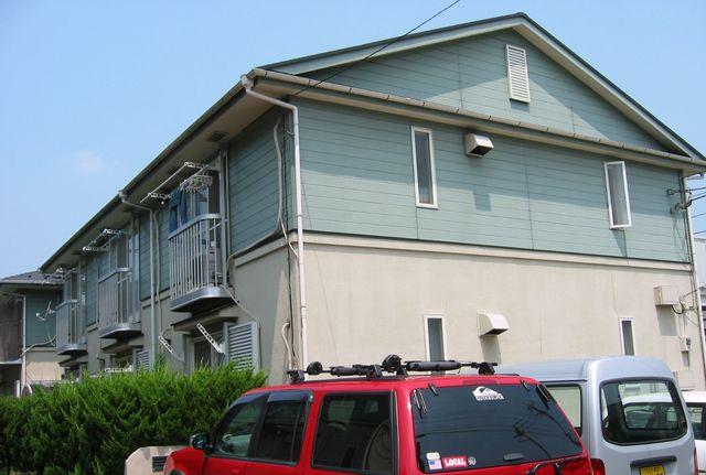 グリーンタウン武蔵野外観写真
