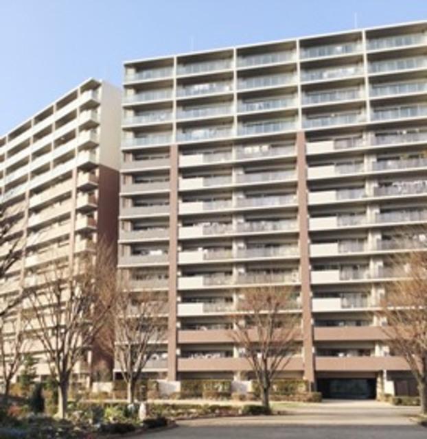 東京ユニオンガーデンファーストコート外観写真