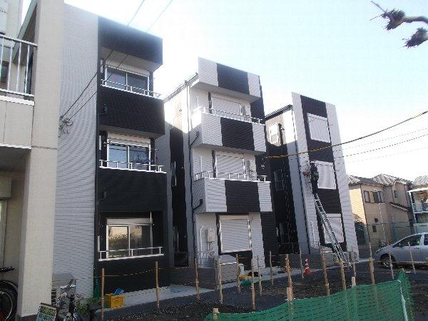 NS-GATE 青井 second st外観写真