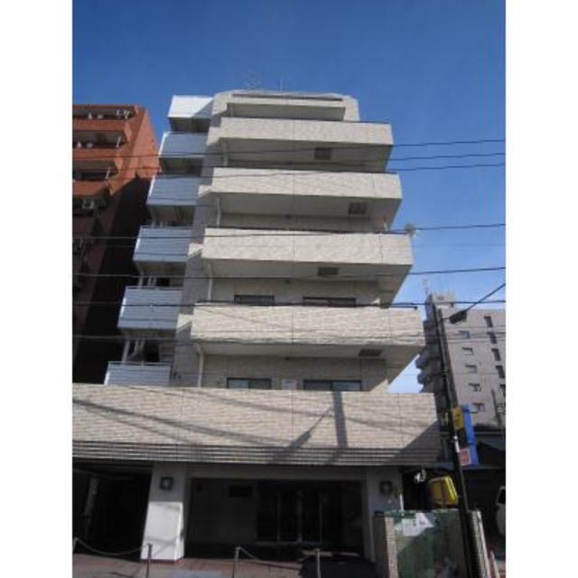 パーク・ノヴァ横浜弍番館外観写真