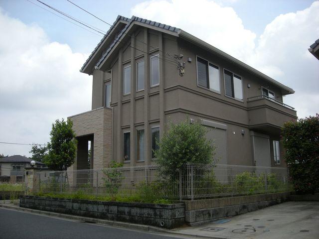 万福寺19街区住宅外観写真