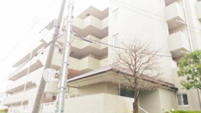 シティコート新松戸壱番館外観写真