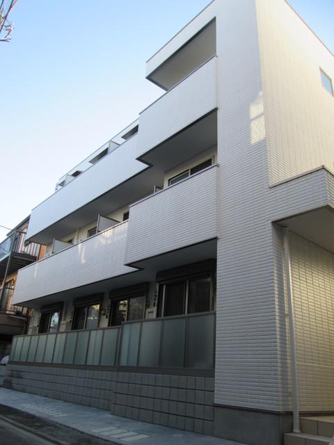ラフィネ板橋本町外観写真