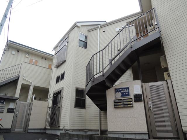 ビックオレンジ横浜西谷A棟外観写真