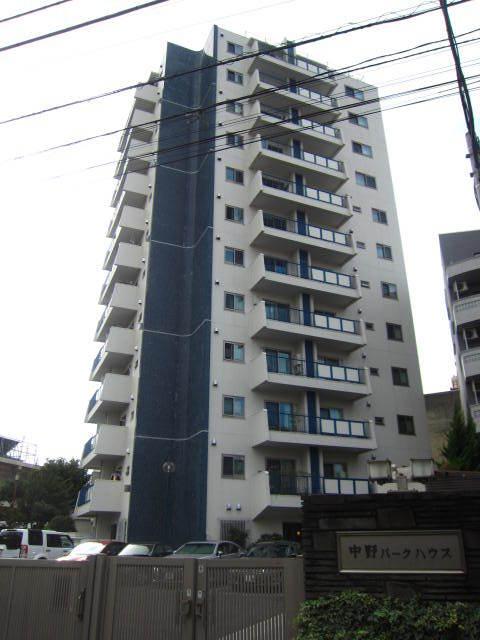中野パークハウス外観写真
