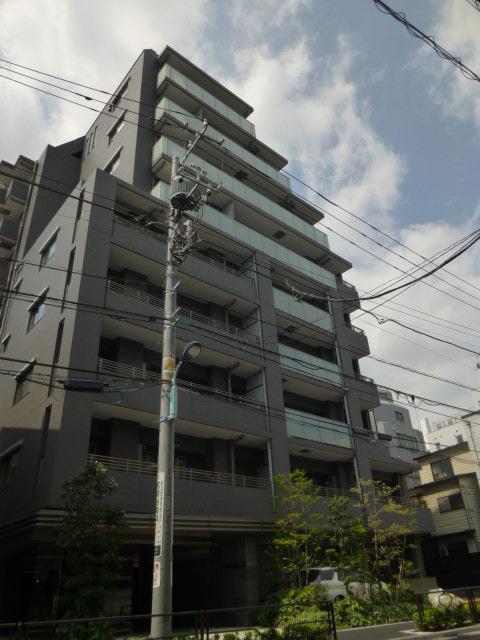 パークハウス小石川外観写真