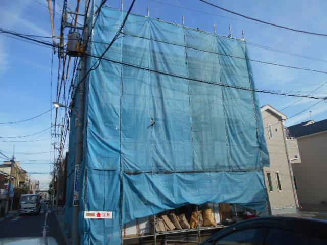 ファインオプト志村外観写真